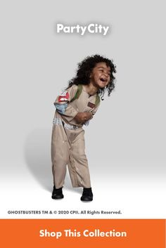 Find all your kids Halloween costumes at Party City Ghostbusters Kids, Halloween Costumes For Kids, Party, Fun, Movie Posters, Collection, Halloween Costumes For Children, Film Poster, Parties
