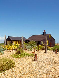 Derek Jarman's Prospect Cottage - Dungeness