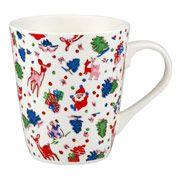 Christmas Ditsy Stanley Mug