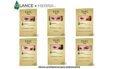 Rare Way Cosméticos Faciais - Glance Henna para sobrancelhas