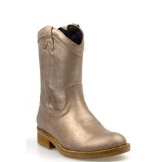 Hip boots platinum gold H1367