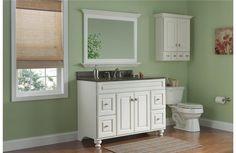 allen + roth® Britwell Bath Vanity Collection