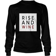 Rise and Wine, drinking pub fun t-shirt - Men's 5050 T-Shirt  #gift #ideas #Popular #Everything #Videos #Shop #Animals #pets #Architecture #Art #Cars #motorcycles #Celebrities #DIY #crafts #Design #Education #Entertainment #Food #drink #Gardening #Geek #Hair #beauty #Health #fitness #History #Holidays #events #Home decor #Humor #Illustrations #posters #Kids #parenting #Men #Outdoors #Photography #Products #Quotes #Science #nature #Sports #Tattoos #Technology #Travel #Weddings #Women