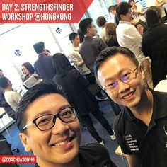 Day 2 - #StrengthsFinder #Workshop in #HongKong with #Singapore #Gallup Certified Coach Gideon Ren.    We went deeper into using strengths to do tasks that you normally wouldn't like to do. We are almost done a little more to go!    #GallupStrengthsFinder #CliftonStrengths #StrengthsQuest #StrengthsSchool #Gallup #StrengthsFinderSG #HumanResource #SelfImprovement #SelfDevelopment #TeamBuilding #StrengthsCoach #Leadership #ProfessionalDevelopment #StrengthsFinderCoach #CoachJasonHo  Jason Ho…