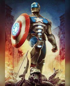 Civil warrior #marvel #dc #dccomic #dccomics #marveluniverse #marvelfans #civilwar #marvelshots #superhero #superheroe #marvelfan #marvelvsdc #avengers #dccomicsfan #art #photography #mkx #marvelart #amazing #cartoon #pokemongo #comic #comiccon #comics #marvelcomic #film #movie #movies #shield #marvelstudios #cartoon - visit to grab an unforgettable cool 3D Super Hero T-Shirt!