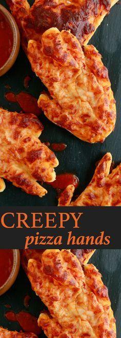 halloween treat   halloween pizza   creepy halloween ideas  halloween recipes   halloween snacks   halloween dinner   halloween kids   fun pizza  