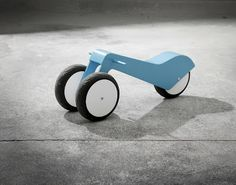 Mopo - Kickbike (transforms into a two-wheeler) - pasila design