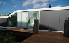 Watervilla de Omval by +31 Architects