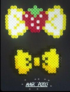 Bows hama beads