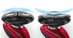 sistem de ras cu capete rotative la Philips RQ1167 Philips