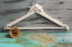 Wedding  Hanger, French Wedding Hanger, Exclusive Wedding Hanger, Bridesmaid hanger, Bridal hanger, Personalized Wedding Hanger, Bridal gift