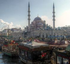 Exotic Istanbul