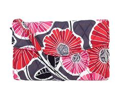 online shopping for Vera Bradley Strap Wallet from top store. See new offer for Vera Bradley Strap Wallet Wallets For Women, Vera Bradley, Blossoms, Crossbody Bag, Throw Pillows, Purses, Cute, Pattern, Color