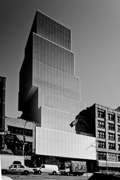 New Museum of Contemporary Art by Scott Norsworthy, via Flickr