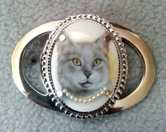 Hey, I found this really awesome Etsy listing at https://www.etsy.com/listing/236301154/cat-belt-buckle-pearl-necklace-womens