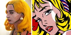 Lichtenstein- Think I have everything, this is what I am going to be this Halloween-2011