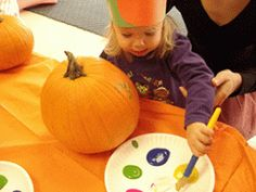 Two Much Fun: Plan the Perfect Preschool Halloween Party