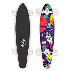 """Longboard Street Surfing Space 36"""""""