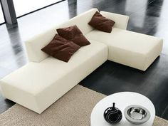 Modern minimalist sofa design pictures for contemporary living room
