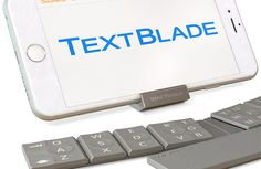 TextBlade, el teclado para iPhone que estabas esperando