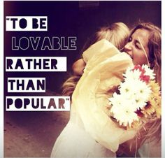 """""""To be lovable rather than popular"""" #ChiOSymphony chi omega 