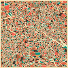 Jazzberry-Blue-abstract-cities-maps-6