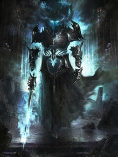 by Dong geon Son (boota17) : Death knight