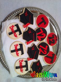 Reunion cookies, although the colors need to e different ......