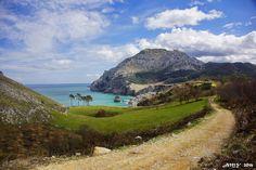 ACANTILADOS DE SAN JULIAN (LIENDO #Cantabria #Spain