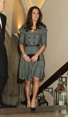 Fancy Kate Middleton Thrift Shopping!