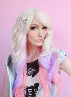 cool Очаровательное омбре на светлые волосы (50 фото) — Лучшие идеи окрашивания