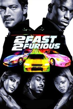 Watch 2 Fast 2 Furious Full Movie Streaming HD