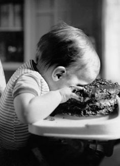 "Chocolate cake face plant. Just how I feel right now. Bizarrely, with ""Bridge over troubled waters"" playing in the background of a Chinese restaurant!"