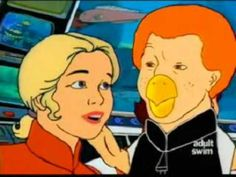 Perhaps the best thing ever created. Maybe not, but still. Sealab 2021 Bizarro