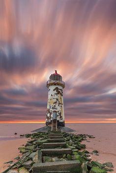 Deserted Lighthouse by Bahadir Yeniceri on 500px