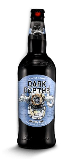 (Dark Depths Baltic IPA #SamAdams #CraftBeer #IPA