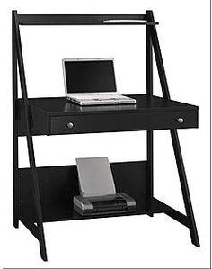 Wooden Ladder-Style Desk