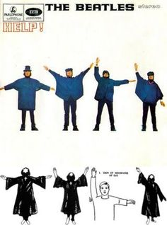 Ha ha but this is out of order. Why is Osiris risen just after Osiris slain? the mysteries of the Beatles. Oh of course Paul is Isis