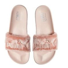 PUMA sandals pink via outlet centrale. Click on the image to see more!