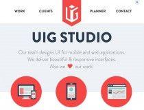 UIG Studio http://www.uigstudio.com