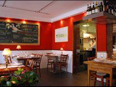 En el centro de Madrid y con talleres de cocina... Unmmm...