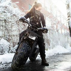 Real Biker Women saint_motors