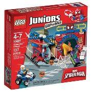 LEGO® Juniors Spider-Man™ Hideout 10687