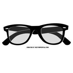 c757ed3746f Eyeglasses vector clip art. Eye Glasses