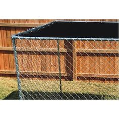 X Black Dog Kennel Shade Covers / Sunblock Tops(COVER ONLY) *** New and awesome dog product awaits you, Read it now : Crates, Houses and Pens for dogs Dog Kennels For Sale, Puppy Kennel, Dog Kennel Cover, Diy Dog Kennel, Dog Crate Cover, Fence Screening, Cool Dog Houses, Dog Fence, Dog Runs