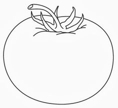 Vegetable Coloring Pages, Bird Coloring Pages, Coloring Apps, Fruits And Vegetables Pictures, Vegetable Pictures, Baby Drawing, Drawing For Kids, Outline Pictures, Picture Templates