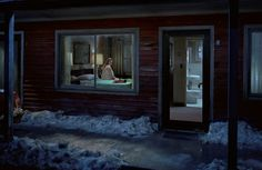 Gregory Crewdson (b.1962) - Untitled (Birth),from the series 'Beneath the Roses' 2007 https://artblart.com/tag/gregory-crewdson-untitled-birth/