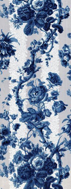 Fontainbleu wallpaper by Atelier D'Offard