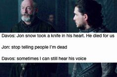 "24 Hilarious Posts About Jon And Dany Meeting On ""Game Of Thrones"""