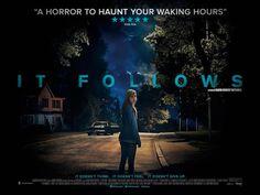 """""""It Follows"""", la reciente película de terror que ha sorprendido a público y crítica llega a Cine a la Carbonara.  Descubrid por qué ha estado presente en festivales de renombre como Sitges o Cannes."""